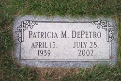 Patricia M. Tricia <i>Laughlin</i> De Petro