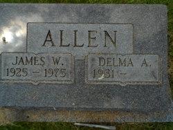 Delma A. <i>Tanner</i> Allen