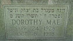 Dorothy Mae <i>Marx</i> Bennett