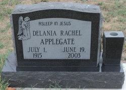 DeLania R. Applegate