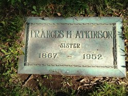 Frances Maria Atkinson