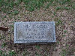 Owen S Barnes