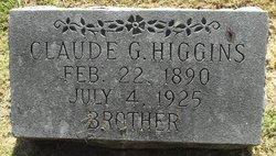 Claude Gibson Higgins
