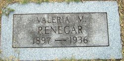 Valeria Monica <i>Hardesty</i> Renegar
