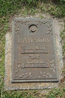 Edith H Lawson
