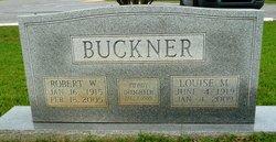 Louise Mary <i>McCraw</i> Buckner