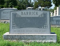 Grace <i>Chestnut</i> Barrick