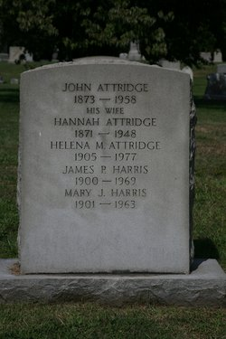 John J Attridge