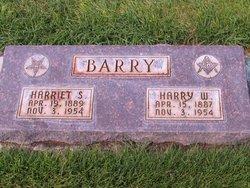 Harriet S. <i>Stein</i> Barry