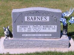 Johnny L. Barnes
