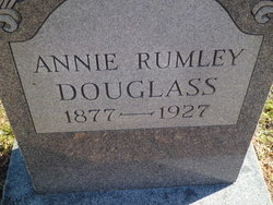 Annie <i>Rumley</i> Douglass