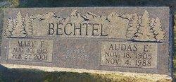 Mary F. <i>Schaeffer</i> Bechtel