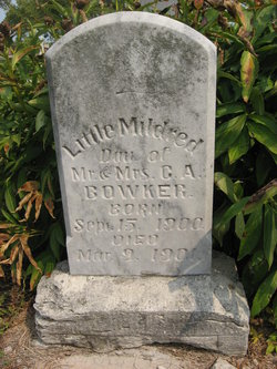 Mildred Bowker