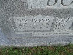 Ella Ruth <i>Jackson</i> Bowman