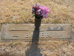 Pearl E <i>Williams</i> Baker