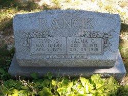 Alma C <i>Herr</i> Ranck