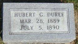 Hubert G. Duree