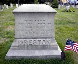 Walter Preston