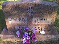 Agnes Theresa Zamenski