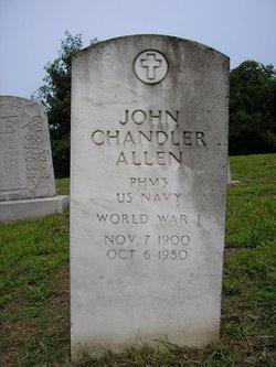 John Chandler Allen
