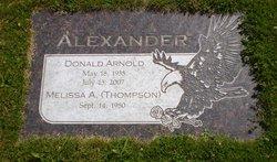 Don Arnold Alexander