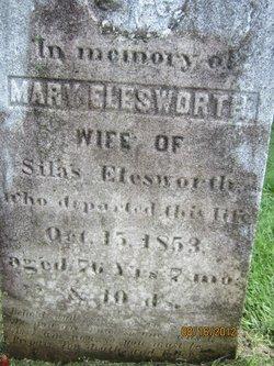 Mary Polly <i>Peck</i> Ellsworth