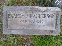 Barney Carroll Raulerson