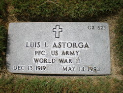 Luis L Astorga