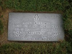Lloyd Adolph Ludwig