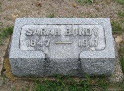 Sarah <i>Freeman</i> Bundy