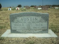 Grace Etta <i>Keithley</i> Austin
