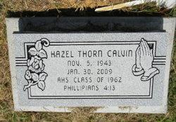 Hazel Ruth Calvin
