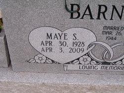 Maye Stella <i>Warren</i> Barnett