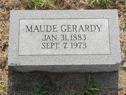 Maude Susie <i>Richard</i> Gerardy