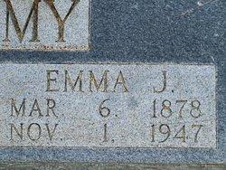 Emma Jane <i>Bohannon</i> Bellamy