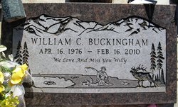 William C. Willy Buckingham