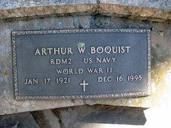 Arthur W. Boquist