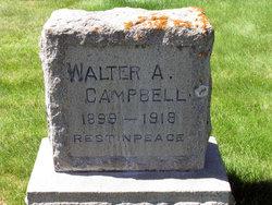 Walter Angus Campbell