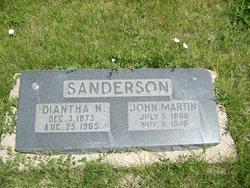 John Martin Sanderson