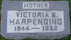 Victoria B. <i>Travis</i> Harpending