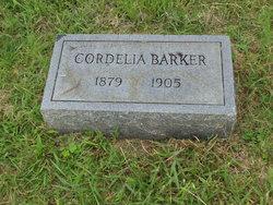 Cordelia <i>Barker</i> Barger