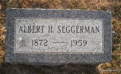 Albert Hinrich Seggerman
