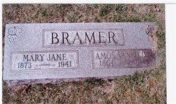 Amos VanBuren Bramer