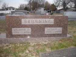 Mildred Odelia <i>Waggoner</i> Browning
