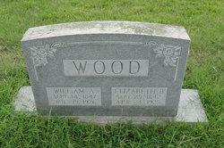Elizabeth <i>Braselton</i> Wood
