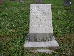 Martha A.E. Atchley