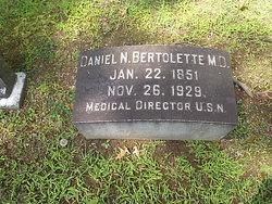 Dr Daniel Nicholas Bertolette