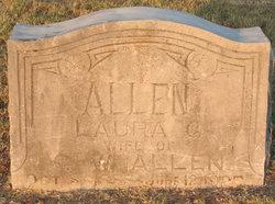 Laura G <i>Fields</i> Allen