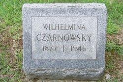 Wilhelmina <i>Scherf</i> Czarnowsky