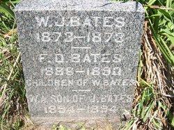 William Jacob Bates